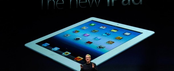 The new iPad 3 – Features and Price