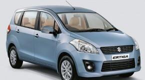 Ertiga – The new Life Utility vehicle from Maruti Suzuki