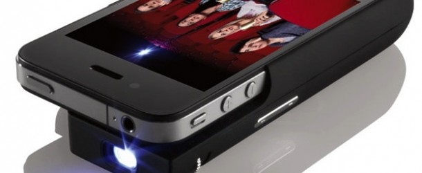 PoP Video Peripheral device for $99 can turn iPod and Iphone into pico projectors