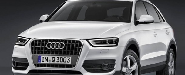 The Audi Q3 Diesel – set for launch in India in June 2012