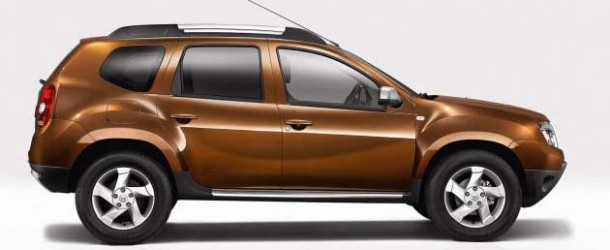 The Renault Duster – Rule the Road