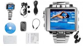 The Video Wrist Watch