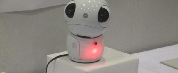 Toshiba introduces ApriPetit – a Robot that talks to you