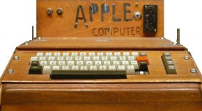 Working Apple I motherboard sells for $374,500 and Steve Jobs Atari letter for $27,500